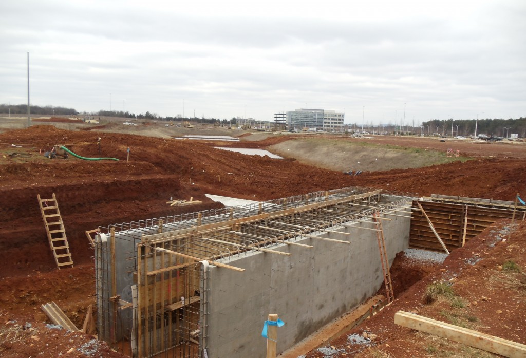 Cast In Place Joint : Drainage structures heavy highway contractor huntsville
