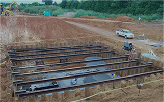 Foundation Construction
