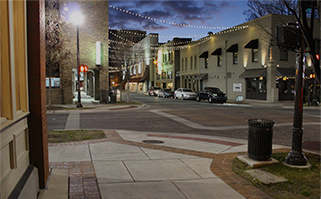 Streetscapes &  Recreational Facilities