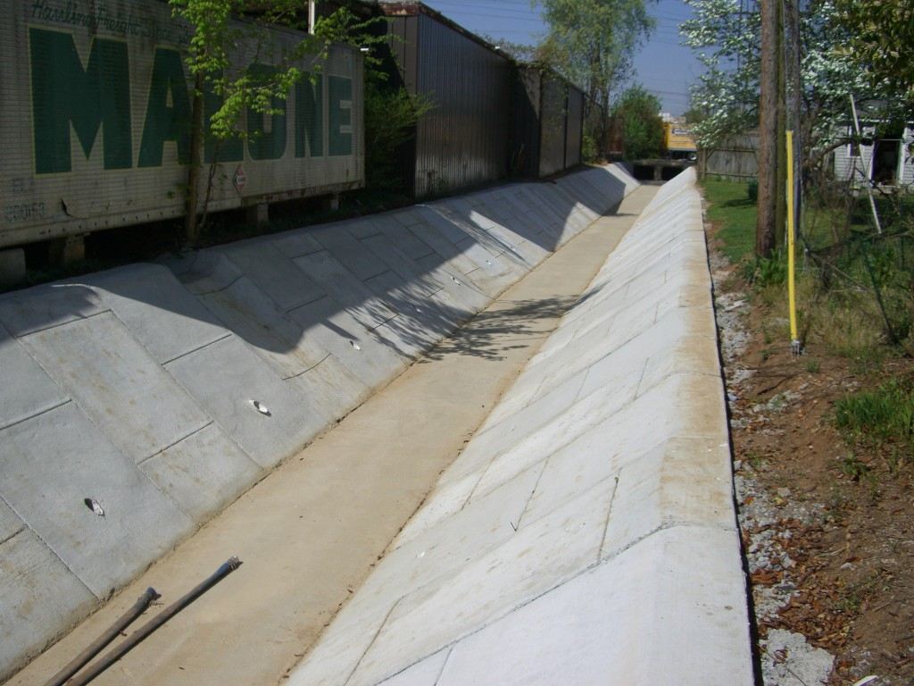 Stanford-Auburn Drive Drainage Improvements
